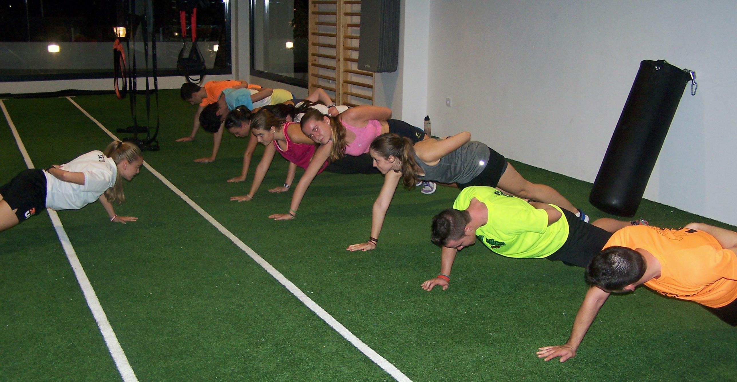 Actividades UPMotril Quality Fitness Club